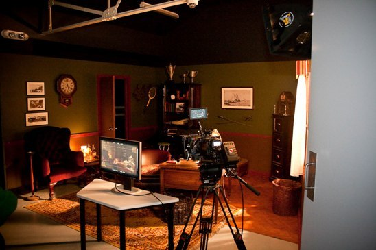 film school facilities