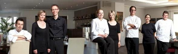 Wir sorgen für Ihr Wohl im Restaurant Brücke