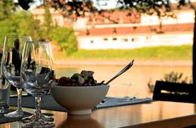 Das Restaurant Brücke unter Markus Gfeller