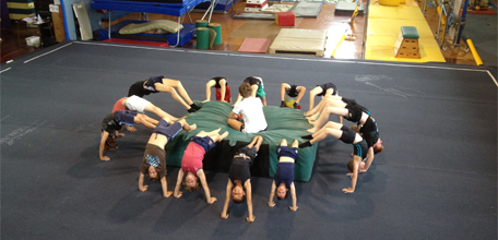 Image result for boys and girls gym club wanganui