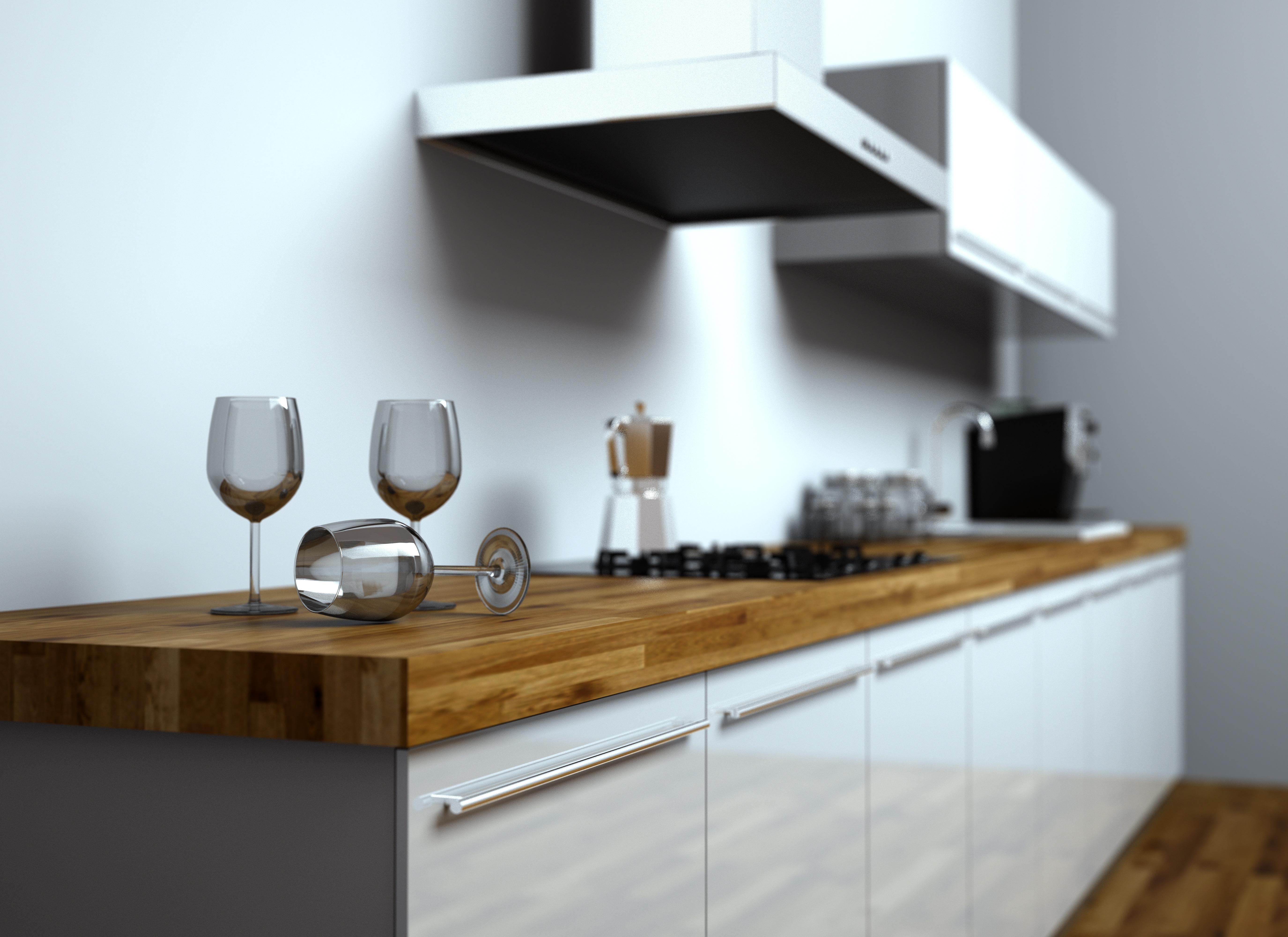 Umgesetzte Küchen in Bern