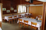 Restaurant Raum