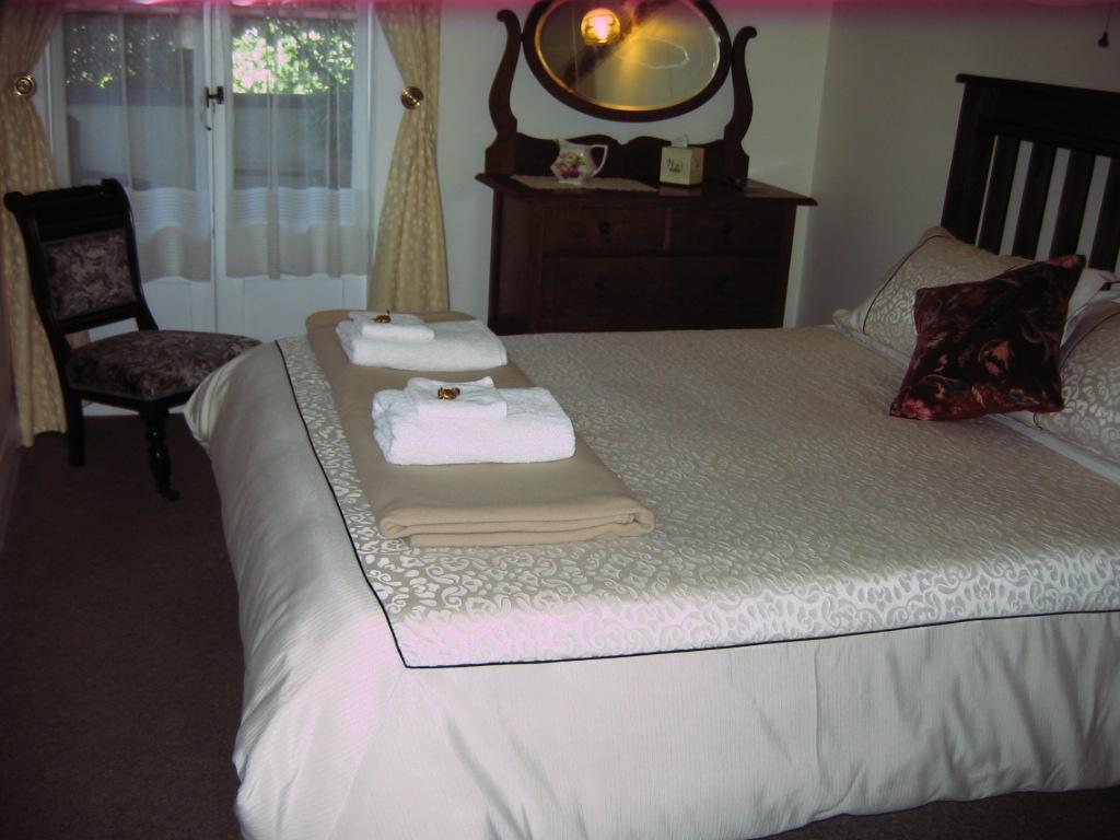 double bedroom B&B