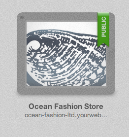 Live Site Badge