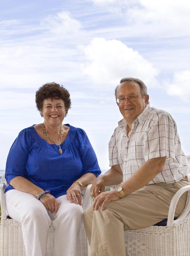 Margie & Greg du Bern