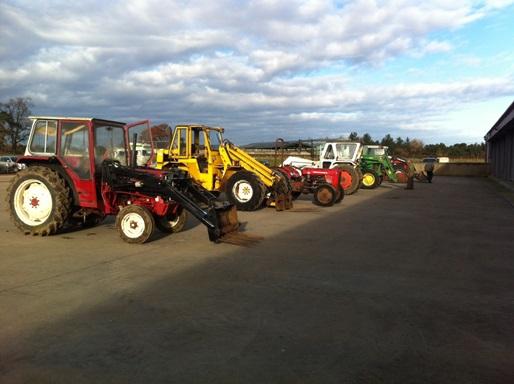 Tractors 21st Nov 2013