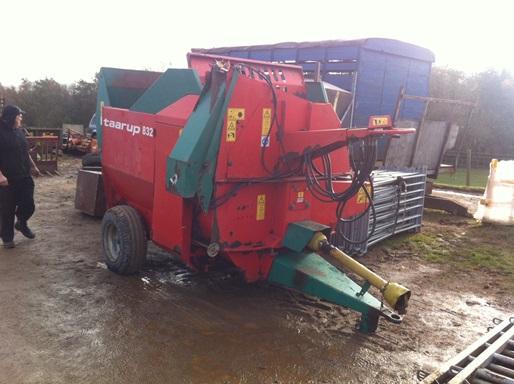 Taarup Feed Wagon £1,480