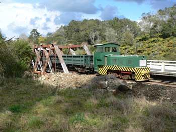 Waitekauri River Bridge