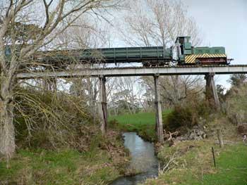 Waitete Steam Bridge