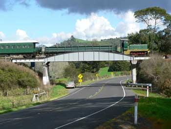 State Highway 2 Overbridge