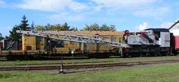 1 Tonne Steam Crane