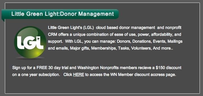 Washington Nonprofits is an LGL Affiliate