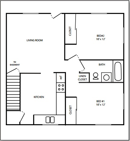 Ranchplex Floorplan
