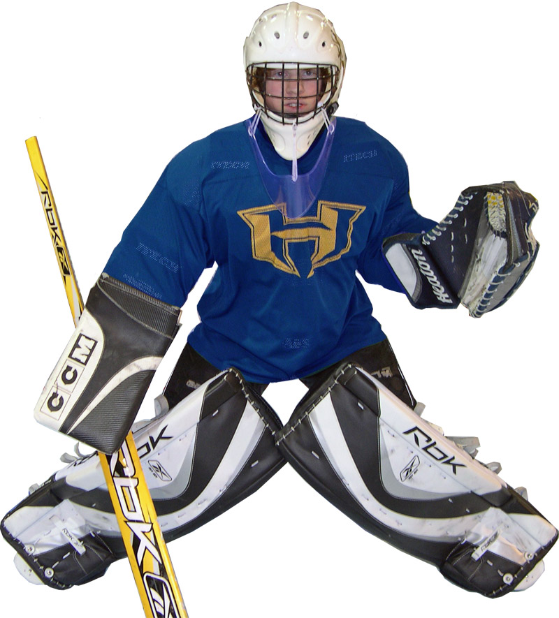 Goalie Safety Gear