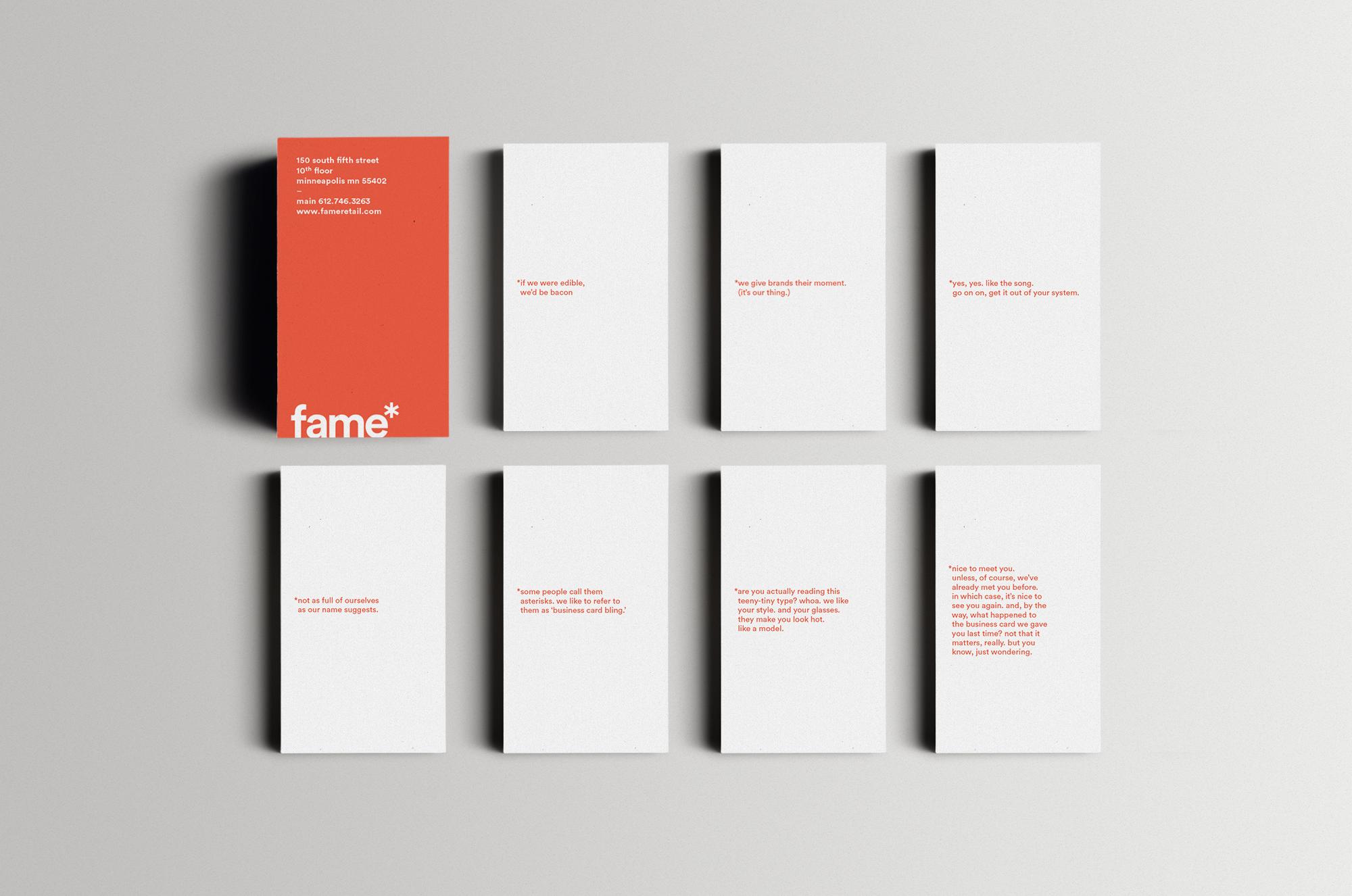 Fame Retail - Gustav Holtz