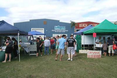 Waihi Beach Fresh Produce Market