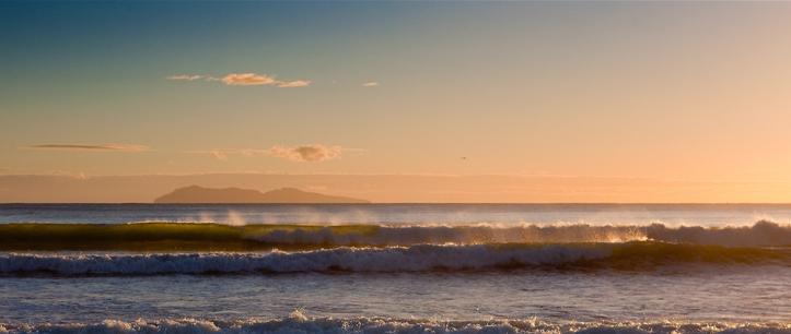 Waihi Beach - Mayor Island