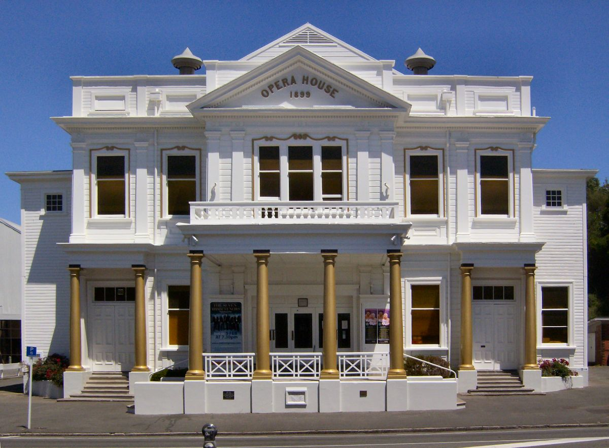 Royal Wanganui Opera House