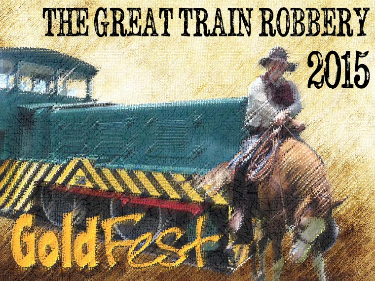 The Great Train Robbery 2015
