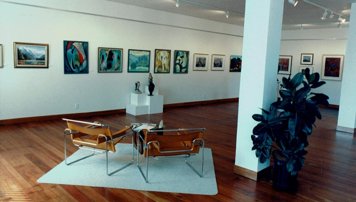 changing exhibition space spring 1997