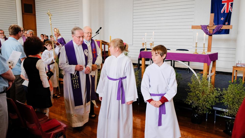 Proclamation Mass