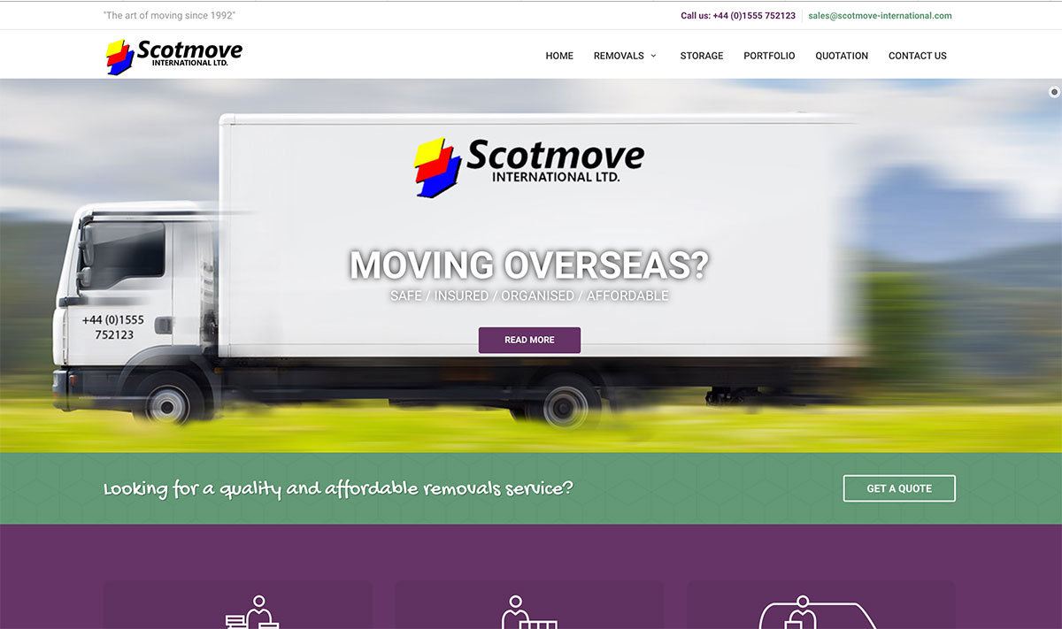 Scotmove International ltd