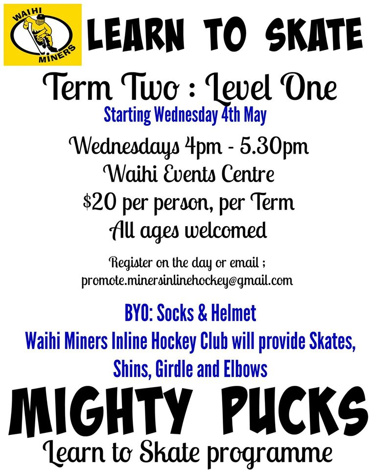 Term Two Mighty Puks (2016)
