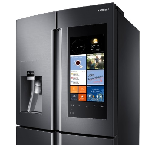 Samsung FamilyHub Smart Fridge