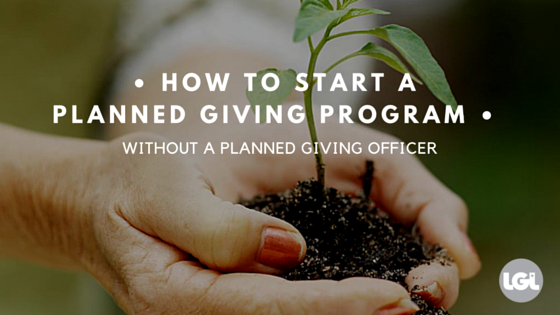 t a planned giving programh