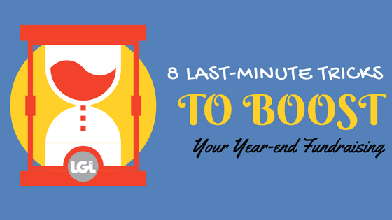 last minute tricks to boost year-end fundraising