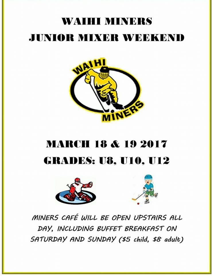 Junior Mixer Weekend 2017