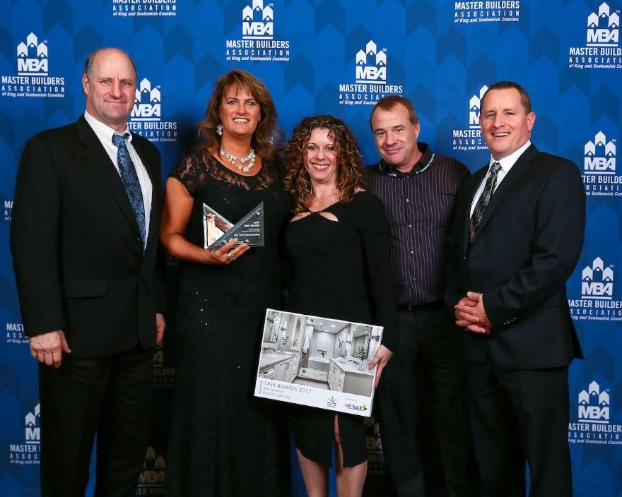 Nip Tuck Remodeling award winning team