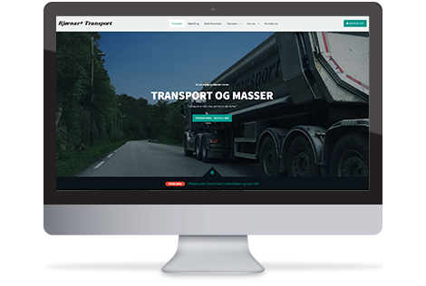 Bjørnars Transport - www.bjornarstransport.no