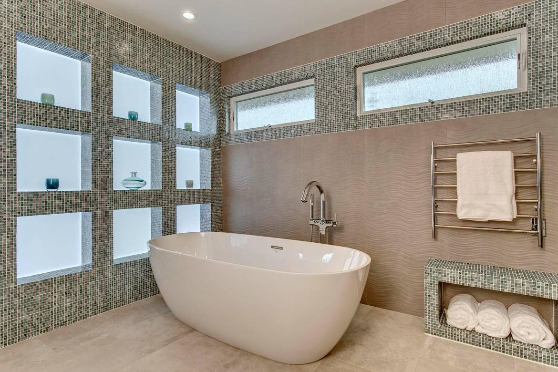 bathroom spa retreat in Bellevue