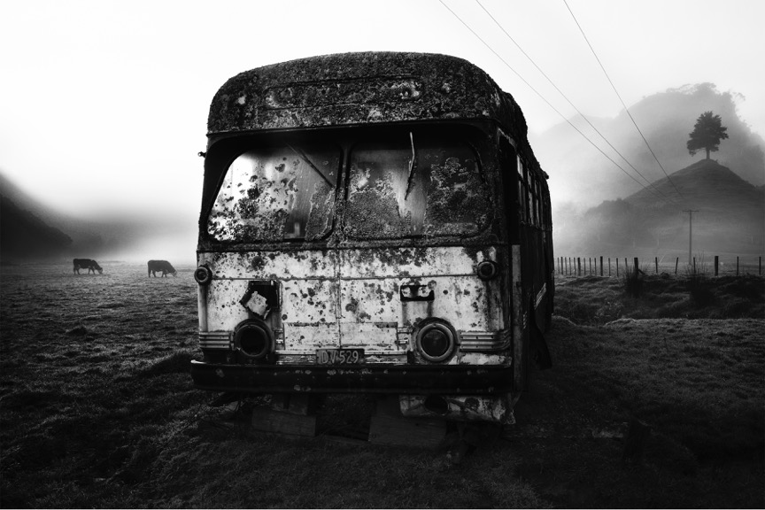 Bus to Nowhere by Tony Carter
