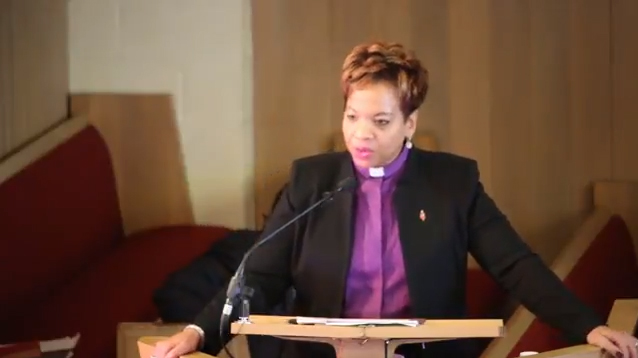 Bishop Tracy Malone