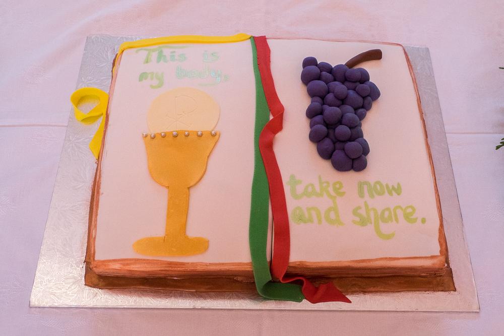 First Communion Cake 2018