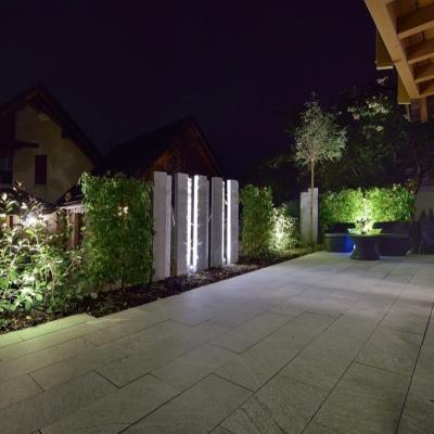 gartenbeleuchtung thurgau f r g rten im thurgau. Black Bedroom Furniture Sets. Home Design Ideas