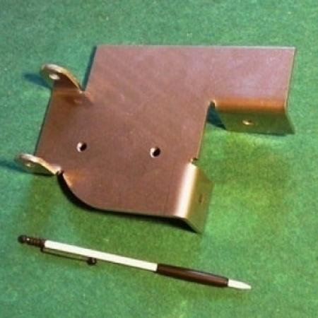 Blechteile aus Kupfer