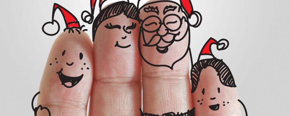 Christmas Finger Family