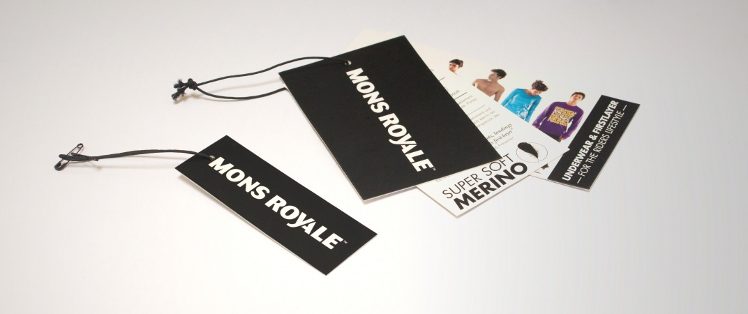 Mons Royale Swing Tags