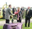 Fordell O'Leary's Fillies stakes presentation - Orbity