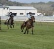 Pony club sprint race