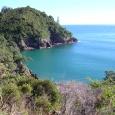 walk over to Orakawa Bay