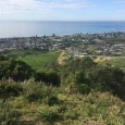 Views from the top of the Trig walk