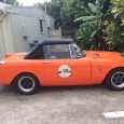 Sunbeam Tiger - first of its kind in NZ