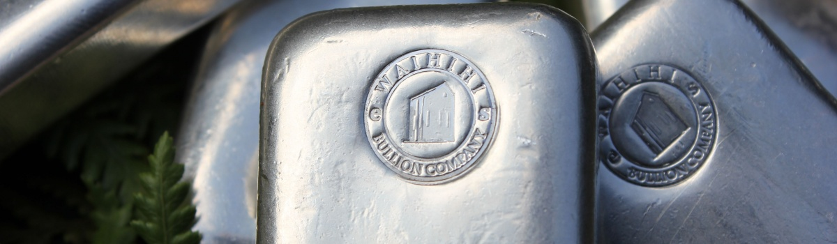 Waihi's Ethical Silver