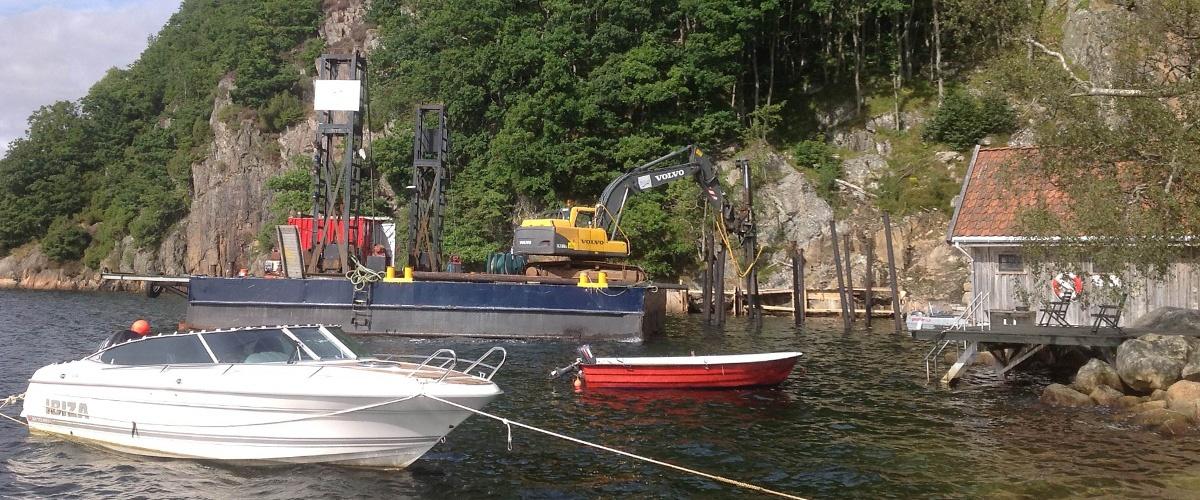 marine solutions flytebrygger