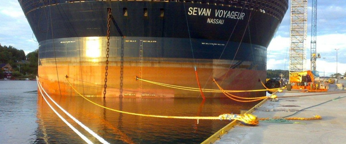 FFS was contracted for Mooring operations for SEVAN