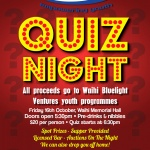 Blue Light Quiz Night